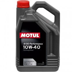 Motul 104702 10W40 4100 PERFORMANCE