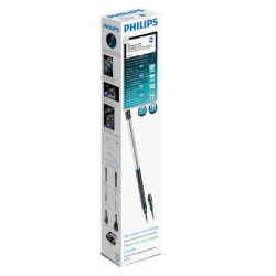 Linterna de taller led con cable híbrido CBL40+lámpara recargable Philips LPL22X1