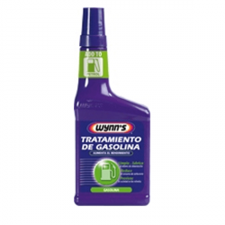 Tratamiento de gasolina super y sin plomo 325ml