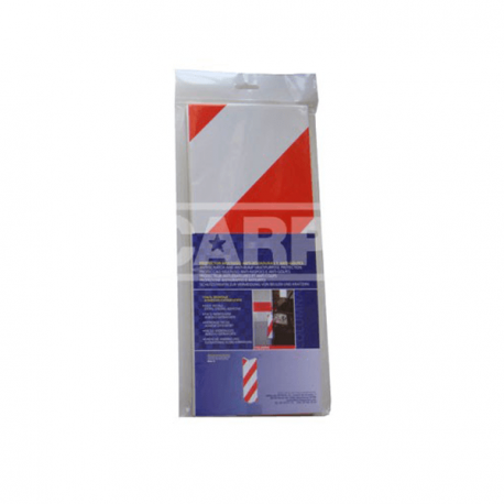 Protector parking esquina columna 1 unidad 370x75mm. Carpriss 79051401