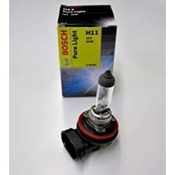 Lampara H11 pure light Bosch
