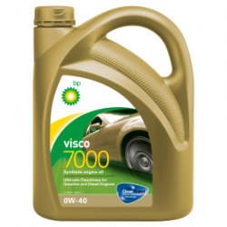 BP Visco 7000 0w40