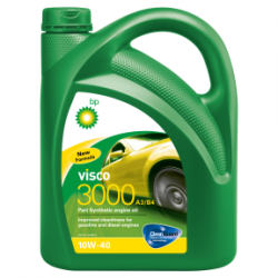 BP Visco 3000 A3/B4 10w40 5L