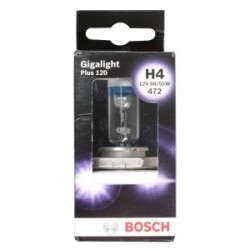 Bombilla H4 gigalight plus 120 Bosch