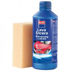 Lava encera con esponja 1L