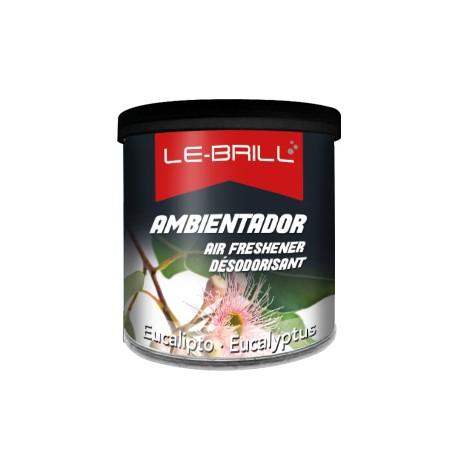 Gel ambientador LE-BRILL Eucaliptus 80 g