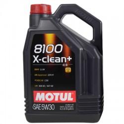 Motul 106377 5W30 8100 X-CLEAN
