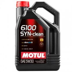Motul 107948 5W30 8100 X-CLEAN EFE