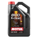 Motul 102051 8100 X-CLEAN 5W-40