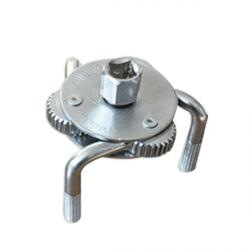 Extractor de filtro de aceite con tapa redonda