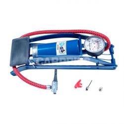 Bomba de hinchar a pedal 1 cilindro Carpriss 70678325