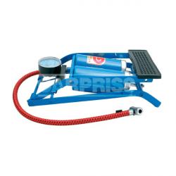 Bomba de hinchar a pedal 2 cilindros Carpriss 70678329