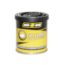 Limón ambientador en gel 80g