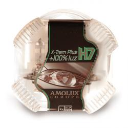 Amolux H7 X-trem Plus +100% Luz 12V 100W 7792EXP