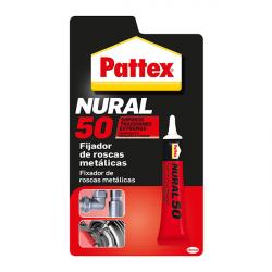 Nural 50 fijador de roscas metálicas Pattex