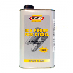 Ice Proof for Diesel Wynns
