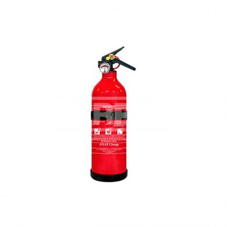 Extintor ABC 2 Kg. Con soporte Carpriss 79610003