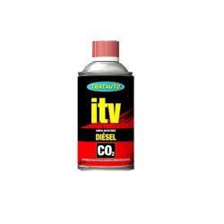 Limpia inyectores antihumos especial ITV Tratauto 150ml