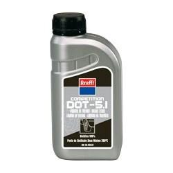 Líquido de frenos DOT-5.1 competición profesional 500ml Krafft