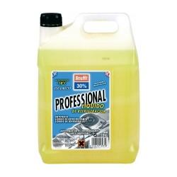 Anticongelante refrigerante 5L 30% -16,5ºC amarillo fluorescente