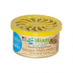 Canela ambientador pastilla antiderrames 42g Miami Scents