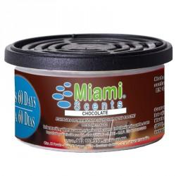Chocolate ambientador pastilla antiderrames 42g Miami Scents