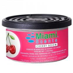 Cherry boom ambientador pastilla antiderrames 42g Miami Scents