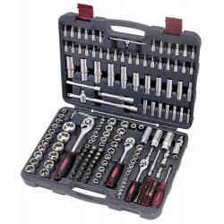 Juego llaves de vaso universales 200 herramientas KRAFTWERK 1037